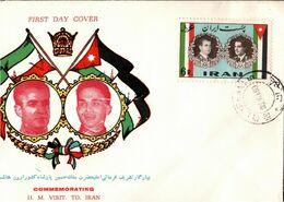 ! 1960 FDC Iran, Persien - Irán