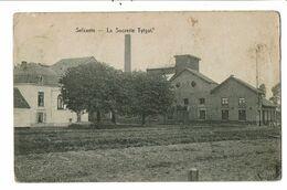 CPA-Carte Postale-Belgique-Selzaete - La Sucrerie Tytgat 1908? VM21348dg - Zelzate