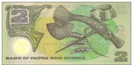 PAPUA NEW GUINEA P. 21 2 K 2000 UNC - Papoea-Nieuw-Guinea