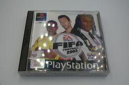 SONY PLAYSTATION ONE PS1 : FIFA FOOTBALL 2003 - Consoles