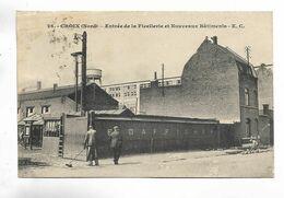 59 - CROIX ( Nord ) - Entrée De La Ficellerie Et Nouveaux Bâtiments - France