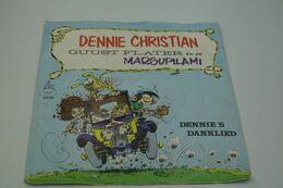 "Vintage MARSIPULAMI : VINYL: DENNIE CHRISTIAN GUUST FLATER RaRe COLLECTOR - 7"" 45 RPM - 1978 - Soundtrack - BD - Figurini & Soldatini"