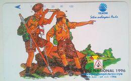 Indonesia 100 Units Scout Jamboree 1996 - Indonesien