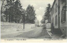 2. GERPINNES : Place Du Mont - Gerpinnes