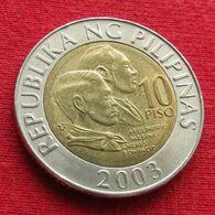 Philippines 10 Piso 2003 KM# 278  Filipinas Pilipinas Fillippijnen Filippine - Philippines