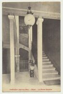 DIJON-Institution Jeanne D'Arc - Le Grand Escalier - Dijon