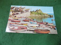 VINTAGE UK WALES: ANGLESEY Moelfre Beach Panorama Colour 1971 - Anglesey