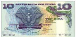 PAPUA NEW GUINEA P.  7 10 K 1985 UNC - Papoea-Nieuw-Guinea