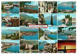 Lago Di Garda, Scorci Delle Città - Italia