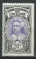 Océanie - Yvert N° 27 *  -   Az 27907 - Ungebraucht
