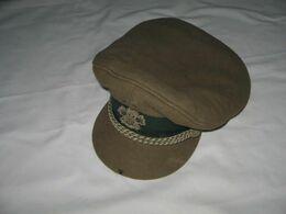 Casquette Belge Ww2 Casque Chapeau Kepi Ect Militaria - Hoeden