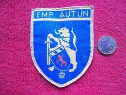 EPM AUTUN (école Militaire Préparatoire) - Patches