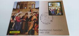 ITALIA 2020 RAFFAELLO SPOSALIZIO DELLA VERGINE - Maximum Cards
