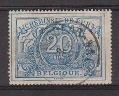 België/Belgique OBP TR/SP/CF Lijn 59 Antwerpen-Gent Nr TR 9 Afgestempeld/cachet St Nicolas (Waes). Zie/voir Scan. - Used
