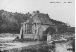 LA COUYERE    LE VIEUX MOULIN - Andere Gemeenten