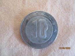 Algérie: 10 Dinars 2006 Faucon - Algeria