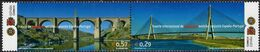 Spain - 2006 - Iberic Bridges - Joint Issue With Portugal - Mint Stamp Set - 2001-10 Neufs