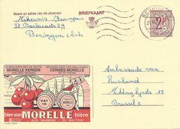 Belgique Carte Postale Publibel 2283N Oblitéré Entier Postal, Bière, Beer, Bier. Bière Morelle - Birre