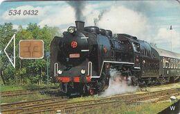 CZECH REPUBLIC - Train 534 0432, Tirage 10000, 03/96, Used - Treni