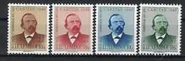 Luxembourg  -  Luxemburg  TIMBRES  1948  Caritas  DICKS  Postfrisch  MNH ** - Blocs & Hojas