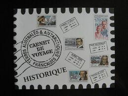 TAAF: TB Carnet Voyage C418, Neuf XX . - Carnets
