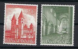 Luxembourg  -  Luxemburg  TIMBRES  1953  INAUGURATION DE LA BASILIQUE   Postfrisch  MNH ** - Blocs & Hojas