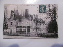 D 36 - Saint Maur - Le Château De Von - Other Municipalities