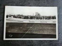 Reims Stade Auguste Delaune Petit Format - Voetbal