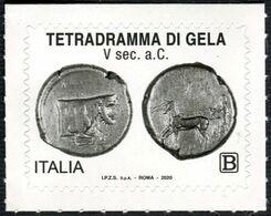 ITALIA 2020: TETRADRAMMA DI GELA - 2011-20: Neufs