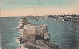 Pernambuco - Forte Do Picão E Arrecifes - Recife