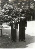 FAMILIE  UIT  LINCE     -  GEMEENTE  SPIMONT   PROVINCIE   LUIK  - 1932   -   11.50 OP  8.50  CM - Ohne Zuordnung