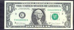 USA 1 Dollar 2017 C  - UNC # P- 546 < C - Philadelphia PA > - Biljetten Van De  Federal Reserve (1928-...)