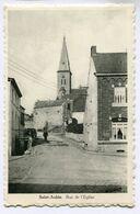 CPA - Carte Postale - Belgique - Saint Aubin - Rue De L'Eglise  (SVM13883) - Florennes