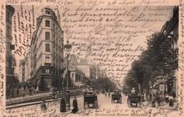 CPA - PARIS - Boulevard BONNE NOUVELLE - Edition B.F. - Distrito: 02