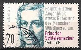 Deutschland  (2018)  Mi.Nr.  3419  Gest. / Used  (7gl12) - Used Stamps
