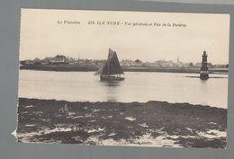 CPA - 29 - Ile Tudy - Vue Générale Et Feu De La Perdrix - Ile Tudy