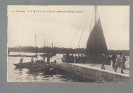 CPA - 29 - Ile Tudy - La Cale - Arrivée Des Bateaux De Pêche - Ile Tudy