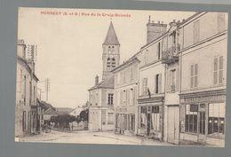 CP - 91 - Mennecy - Rue De La Croix-Boissée - Mennecy