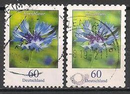 Deutschland  (2019)  Mi.Nr.  3468 + 3481  Gest. / Used  (7gl16) - Used Stamps