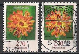 Deutschland  (2019)  Mi.Nr.  3475 + 3490  Gest. / Used  (7gl17) - Used Stamps