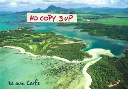 00593 MAURICE - ILE AUX CERFS // ECRITE // TIMBRES - Mauritius