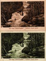 Romania 1930, Gyilkos To / Lacul Rosu (different Colours), Cascade - Romania