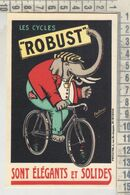 PUBBLICITARI LES CYCLES ROBUST  RIPRODUZIONE DA ORIGINALE - Publicidad