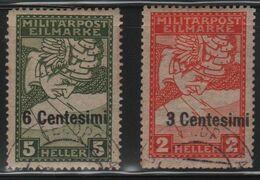 Austria Occupazione Espressi Di Bosnia 1918 Serie Cpl US - Zonder Classificatie
