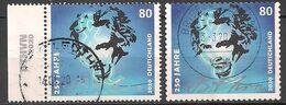 Deutschland  (2020)  Mi.Nr.  3513 + 3520  Gest. / Used  (7gl24) - Used Stamps