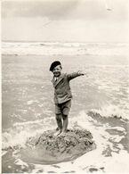 FAMILIE  UIT  LINCE     -  GEMEENTE  SPIMONT   PROVINCIE   LUIK  - 1937   -   11.50 OP  8.50  CM - Ohne Zuordnung