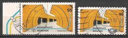 Deutschland  (2020)  Mi.Nr.  3538 + 3541  Gest. / Used  (7gl20) - Used Stamps