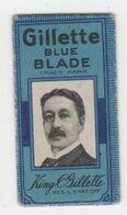 GILLETTE BLUE BLADE RAZOR  BLADE - Lames De Rasoir