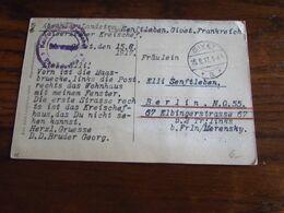 14-18: Carte Vue De GIVET Oblitérée Idem (à Pont) En 1917. Censure De PHILIPPEVILLE - Guerra '14-'18