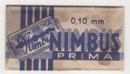NIMBUS PRIMA RAZOR  BLADE - Lames De Rasoir